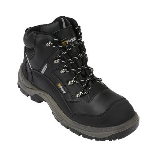 FF100 Knox Safety Ankle Boot / Black