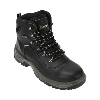 FF102 Toledo Safety Waterproof Ankle Boot Black