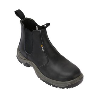 FF103 Nelson Safety Dealer Boot Black
