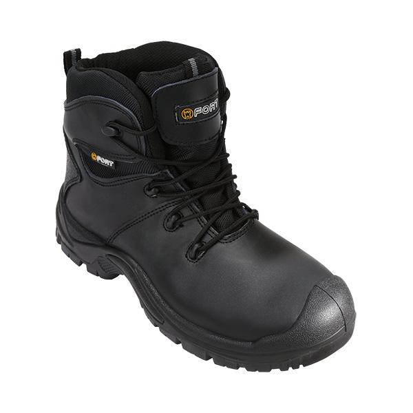 FF106 – Reliance Non Metallic Safety Boot Black