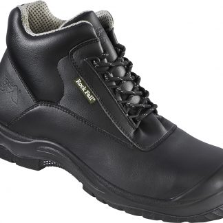 Rock Fall Rhodium Chemical Resistant boots